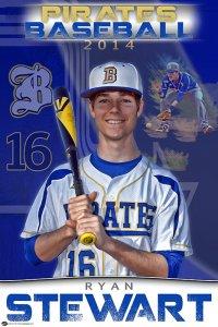 Banner - Walker Valley Senior Baseball Players