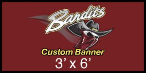 Banner - Berkeley Bandits Baseball Team