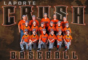 Banner - LaPorte Crush Baseball