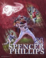 Poster - 2015 West Carter High School Baseball Senior