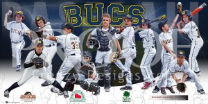 Print - Grand Haven Young Bucs 11U Baseball Team