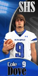 Banner - Sulligent High School - Cade Dove