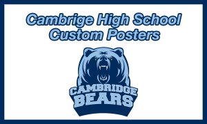 Poster - Cambridge Swimming & Diving Team
