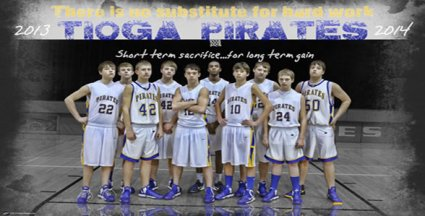 Banner - South Seneca Basketball Team