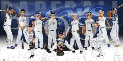 Banner - 2016 Chandler Stars Baseball Team