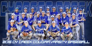 Banner - Cypress Creek Baseball