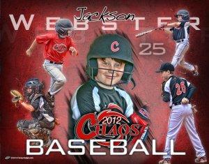Posters - 2016 Calera Bulldogs Seniors