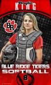Banner - Blue Ridge High School Softball