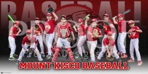 Print - Mount Kisco Baseball Team
