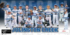 Print - Julington Creek Baseball Baseball Team