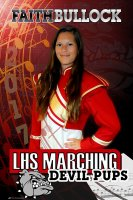 Banner - Senior Band Members - Lejeune High School