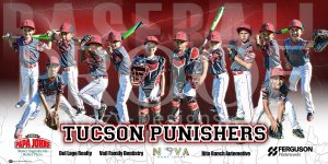 Digital - Tucson Punishers Softball Team