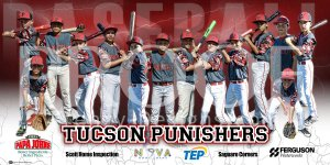 Digital - Tucson Punishers 12U Baseball Team