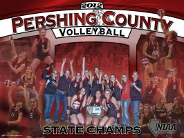 Posters - Pershing County Football Players