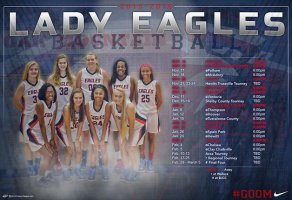 Schedule - Burney Lady Eagles Volleyball