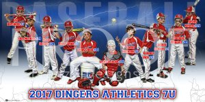 Digital - Baseball - Dingers Athletics