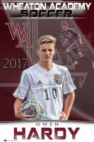 Banner -  Wheaton Academy Soccer Seniors - Additional