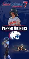 Banner - Pepper Nichols - Hoover Bucs & South Alabama Jaguar
