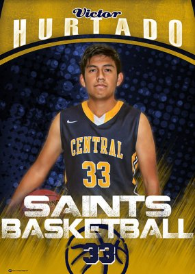 Banner - 2019-20 Central Christian Saints Basketball Seniors