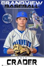 Banner - Grandview High School Baseball Seniors - Final