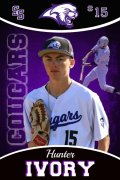 Banner - 2019 Spanish Springs High School - Senior Baseball Players