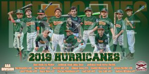 Print - SOLL - Hurricanes Baseball Team