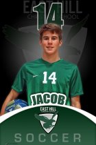 Banner - East Hill Christian School Soccer Senior
