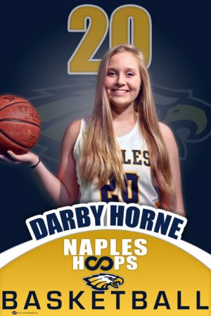 Banner - 2019-20 Naples High School Basketball Seniors