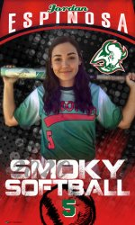 Banner - 2020 Smoky Hill Senior Softball Players