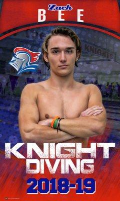 Banner - 2020 -21 St. Francis de Sales School Swim & Dive