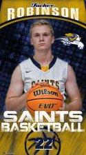 Banner - 2020-21 Central Christian Saints Basketball Seniors
