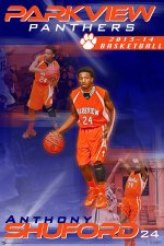 Posters -  2020-21 Hills East Thunderbirds Basketball Seniors
