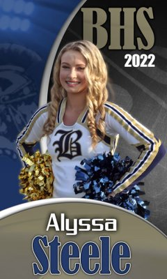 Banner - 2021 Brentwood High School - Replacement
