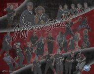 Print - Jeff State Softball Team