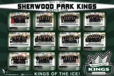 Poster - Sherwood Park Kings Athletic Club 2015-16