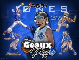 Print - Abby Jones-Geaux Play