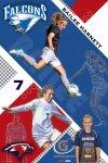 Banner - Custom Soccer Design - Bailee Harnett