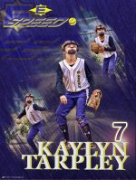 Print - Kaylyn Tarpley - Easton Speed