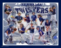Print - Twisters '04 Softball Collage
