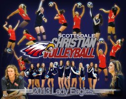 Collage - Scottsdale Christian Eagles - Final