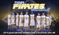 Banner - Perry Lecompton Lady Kaws Senior Basketball Players