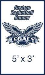 Banner - Legacy High School Eagles