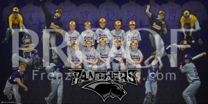 Print - 2014 Maumee Jr. Panthers Baseball Team