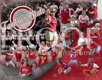 Print - Faulkner State Softball Collage - Final