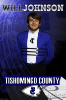 Banner - Senior Band Members - Tishomingo County High School