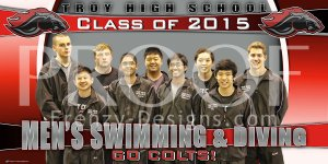 Print - Troy High School Swim & Dive Team