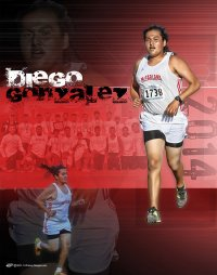 Poster - McFarland High School - Cross Country - Final