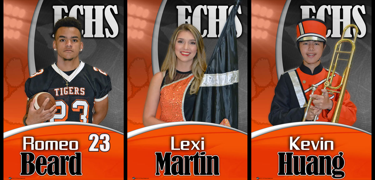 Custom Senior Banners - Fayette County High School
