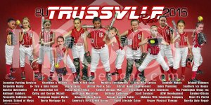 Banner - Trussville 8U All-Stars Softball Team