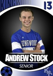 Banners - Kingwood Lions Soccer Player
